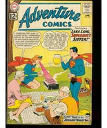 ADVENTURE COMICS #297 1962 DC SUPER BIZARRO SUPERBOY FN- - $47.92