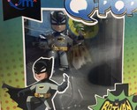 Q-Pop Batman Action Figure - Lootcrate Exclusive by QPop Loot Crate Collectible