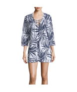 Porto Cruz Leaf Dress Swimsuit Cover-Up Size S, M, L, XL Msrp $42.00 New   - $21.99