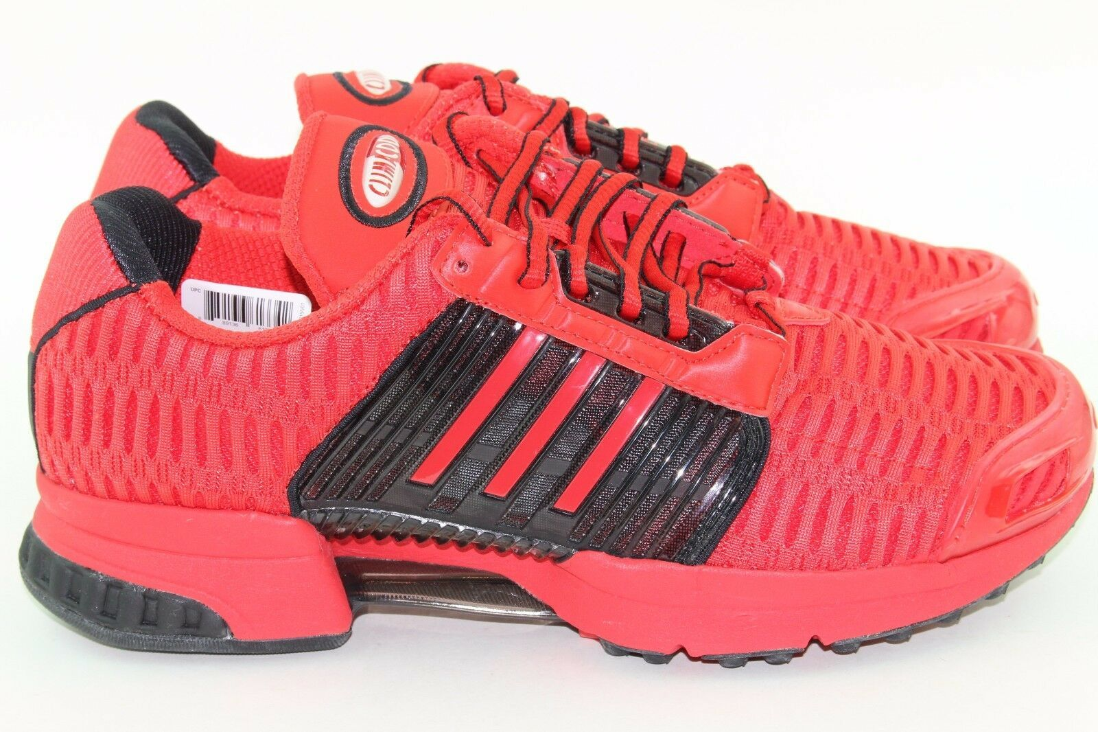ADIDAS CLIMA COOL 1 MEN SIZE 8.5 RED 360 DEGREE COOLING NEW RARE AUTHENTIC - $118.79