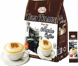 Coffee Instant 3 in 1 Old Train Mocha - $16.32