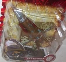 ✰ 2008 Transformers ROTF Revenge of the Fallen Breakaway Deluxe Class Sealed MOC image 1