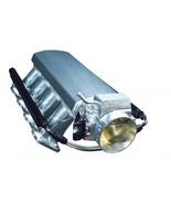 SHORT FABRICATED GM LS LS1 LS2 LS6 INTAKE MANIFOLD W/ FUEL RAILS & THROT... - €464,51 EUR