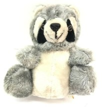 1970s Plush Acme Premium Supply Corp Korea Vintage Stuffed Animal RACCOON - $18.69