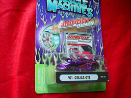 Muscle Machines Tuner '01 Celica Gts T03-43 Free Usa Shipping - $11.29