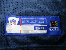 TONY ROMO / AUTOGRAPHED DALLAS COWBOYS BLUE REEBOK NFL FOOTBALL JERSEY / STEINER image 6