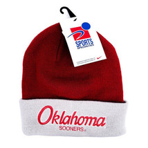 NWT New Nike Sports Specialties Oklahoma Sooners Winter Hat Beanie Mens ... - $24.99