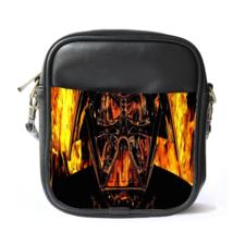 Sling Bag Leather Shoulder Bag Star Wars Enemy Fire American Battle Movie In Gal - $14.00