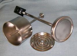 Corning Ware BLUE CORNFLOWER Electric Coffee Pot/Percolator 10 cup P-80-EP EUVC image 9