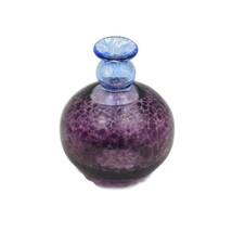 VIntage Kosta Boda Mini Vase Art Glass Bertil Vallien Antikva Series  - $70.11
