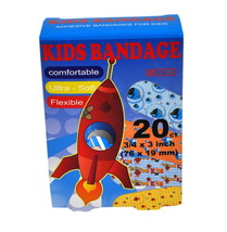 Rakete Schiff Thema Kinder Bandagen - $3.72