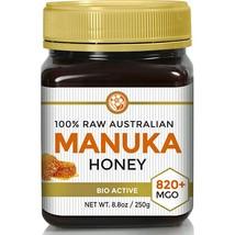 Raw Certified NPA 20+ Highest Grade Manuka Honey MGO 820+ Medicinal Stre... - $49.54