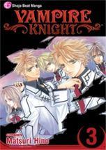 Vampire Knight Volume 3 Viz Manga - $5.95