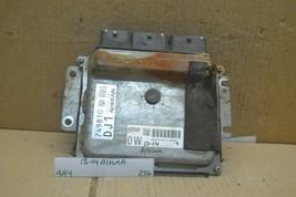 13-15 Nissan Altima Engine Control Unit ECU BEM400300A1 Module 236-9a4 - $7.99