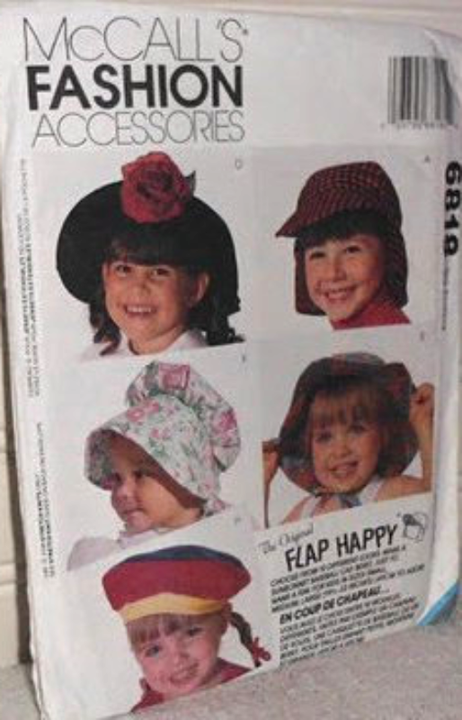 99081f5f0797 McCall's 6818 Fashion Accessories Floppy and 28 similar items
