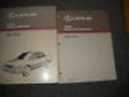 1990 Lexus ES250 ES 250 Service Shop Repair Manual SET W NEW CAR FEATURE... - $64.35
