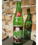 7-up Commemorative Bottle - Joliet Illinois Catholic Hilltoppers Football - $9.13