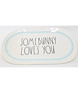 Rae Dunn by Magenta Farmhouse Some Bunny Loves Easter Platter Decor Coll... - $45.44 CAD