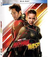 Ant-Man and the Wasp (Blu-ray, 2018) - $15.95