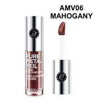 ABSOLUTE NEW YORK PURE METAL VEIL FLUID EYESHADOW MAHOGANY AMV06 - $2.56