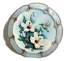 Lena Liu--Rose-Colored Dawn--1st Issue Morning Jewels--Bradford Exchange... - $12.00