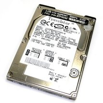 40GB IDE IBM Travelstar 40GN 4200RPM 2MB ATA-5 9.5mm IC25N040ATCS04-0 - $9.75