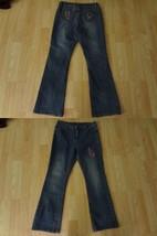 Youth Girls Hello Kitty XL Juniors Girls Jeans Ice Cream Denim - $9.49