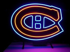 "Montreal Canadiens Hockey Neon Sign 16""x14"" - $129.00"