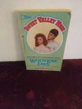 Sweet Valley High #12 When Love Dies by Francine Pascal - $9.49