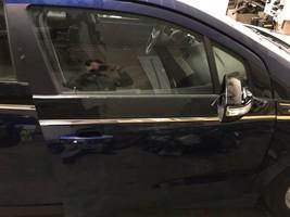 11 12 13 14 15 Chevrolet Volt Right Passenger Front Door Shell Assembly Blue - $284.05