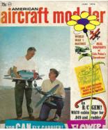 June 1970, AMERICAN AIRCRAFT MODELER MAGAZINE great content, photos, ads... - $8.50