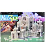 Wrebbit Puzz 3D Three Dimensional Puzzle Camelot Challenging New Sealed ... - $49.49
