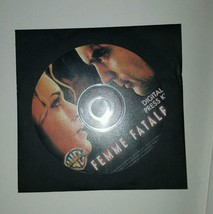 FEMININE FATALE PRESS KIT WITH CD RARE FIND ON SALE - $0.98