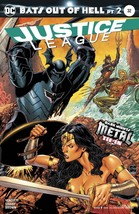 Justice League #32 Metal Tie-In DC Comics First Print NM - $2.96