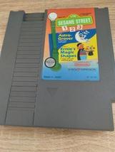 Nintendo NES Sesame Street 1 2 3 image 1