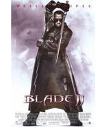 2002 BLADE II (2) Wesley Snipes Vampire Movie Poster Motion Picture Prom... - $7.99