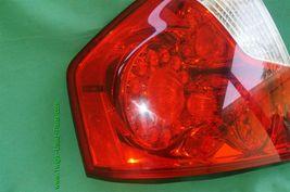 06-07 Infiniti M35 M45 LED Taillight Tail Light Lamp Driver Left Side - LH image 4