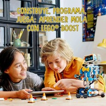 LEGO Boost Set Of Construction 5 IN 1 With Robot Toy For Programar And Play - $487.32
