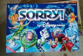 Sorry board game the Disney Edition - $49.49