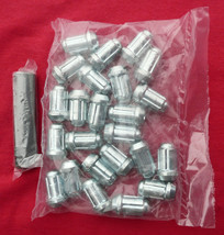Gorilla S/D Acorn lug nuts DT #80244/21121ZD, 12mm x 1.25, TWENTY-FOUR nuts - $31.92
