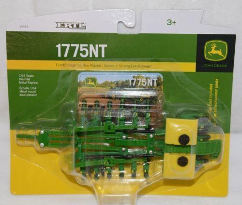 John Deere LP53304 Die Cast Metal Replica 1775NT 16 Row Planter