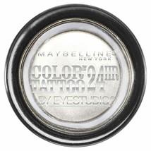 Maybelline NewYork Eyestudio ColorTattoo Metal 24HR Cream Gel Eyeshadow ... - $6.99