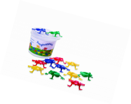 Viking Toys Frog Hoppers – Flip Frogs in the Bucket - $18.82