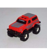 Schaper Stompers Mid 80s Non-Motorized 4x4 1 Loose Chevy Blazer Red - $6.00