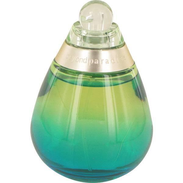 Aaestee lauder beyond paradise blue perfume