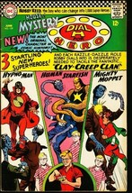 HOUSE OF MYSTERY #159-CLAY-CREEP CLAN-DC FN - $22.70