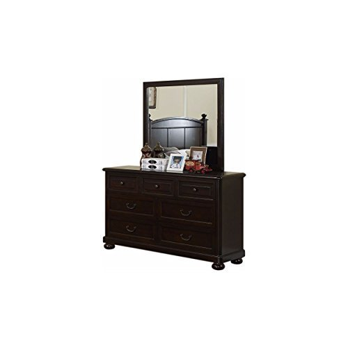 NCF Cape Town Children's Youth 7 Drawer Dresser & Mirror