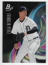 2018 Bowman Platinum Franklin Perez Prospect Baseball Card TOP-75 - $4.84