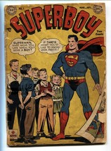 SUPERBOY #1 1949-DC-First issue-Golden Age-Bargain - $1,105.80