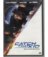 Catch That Kid - DVD MCV 5326 Kristen Stewart, Corbin Bleu, Max Thieriot... - $1.27
